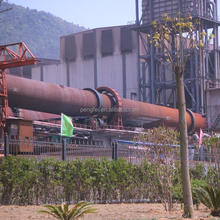 new type dry process cement calcination rotary kiln