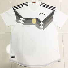 Coupe 2018 du monde player style sports jersey new model germany jersey soccer