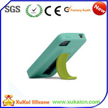 Multi-fonction Silicone Case With Slap Stand For iPhone 6