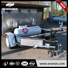 factory hot sales multi-function trailer asphalt heater with Long Service Life