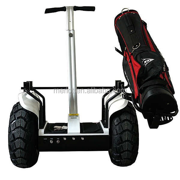high quality off road 2 wheels 19inch golf scooter