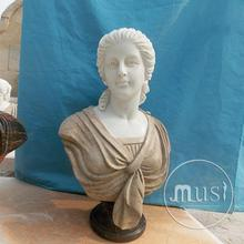 antique marble apollo belvedere bust