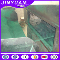 Hexagonal decorative wire mesh(netting) PVC-coated plastic &Galvanized/ square chicken coop wire mesh