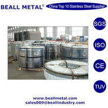 304 stainless steel coil production