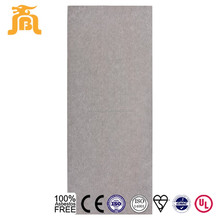 new building construction materials acoustic cement fiber board