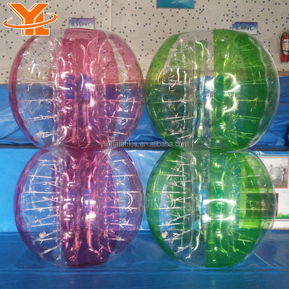 Hot Sales Newly Event Soccer Bubble, Bubble ball, Inflatable Bubble Football Games