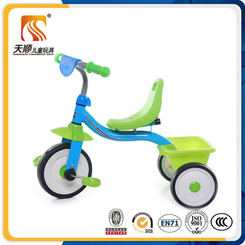 Cheap kids tricycle three wheel from china factory with CE certificate on sale