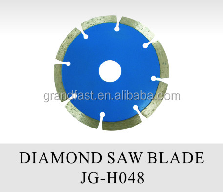 Diamond saw blade for marble ,granite , concrete , stone materials