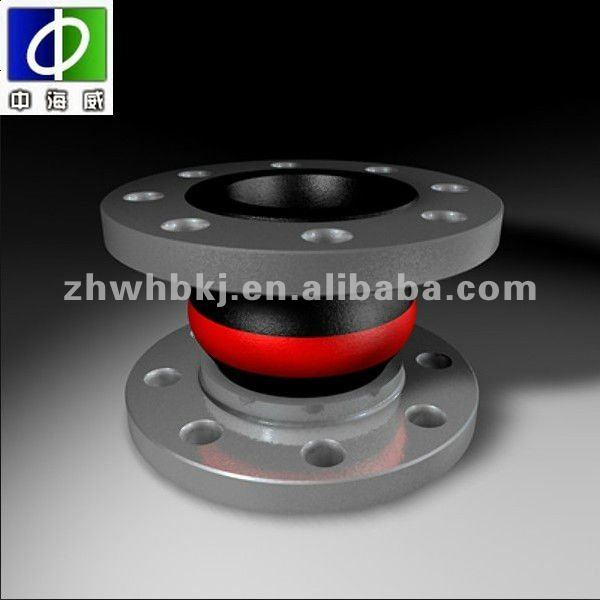 Rubber Expansion Joint Acid Resistant Pipe Fittings
