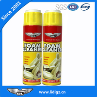 All purpose foam cleaner