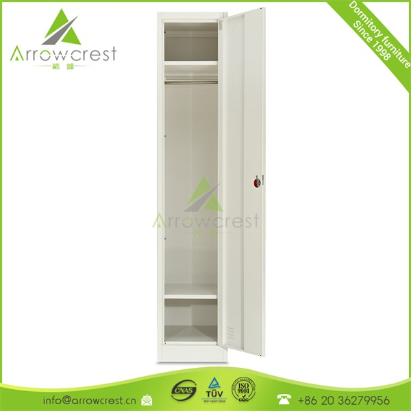 Durable conscript metal soldier accommodation room locker