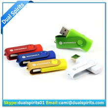 Top selling cheapest colorful twister usb flash drive manufactureres,suppliers