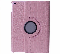 Top Quality 360 Degree Rotatable Smart Case for iPad Air 2 PU Leather Tablet Case for iPad 6