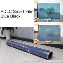 Electric frosted window film/ switchabel glass decorative film/ smart film pdlc self adhesive