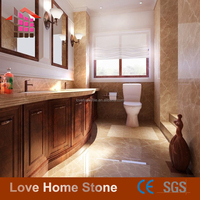 emperador light marble honed polished,bathroom wall marble tiles