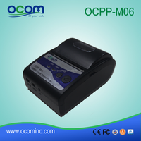 OCPP-M06: popular bluetooth thermal printer for android or IOS mobile phone