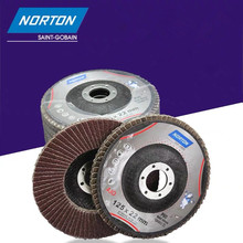 Norton brand for steel and metal use Flap disc