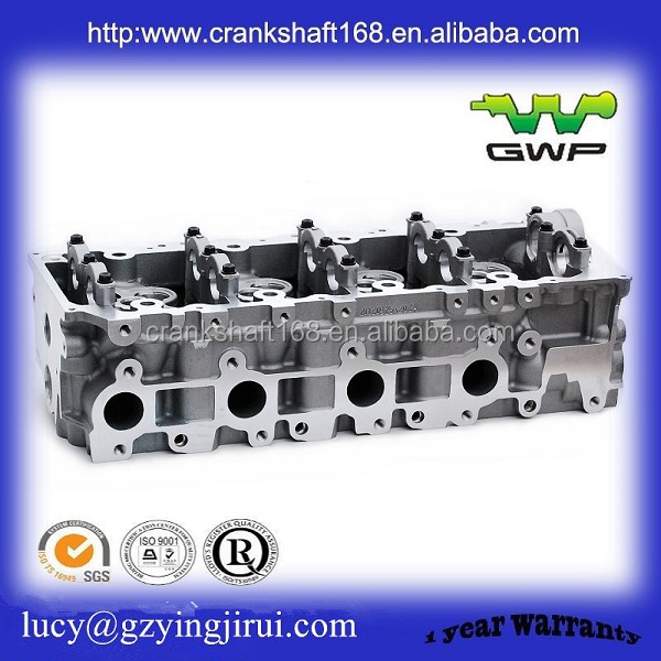 11101-30040 Diesel engine 2KD-FTV cylinder head for TOYOTA