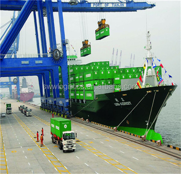 china sea freight forwarding to sierra leone