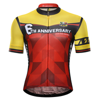Monton OEM Sublimation Men Bike Tops