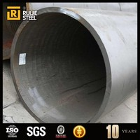 large diameter carbon seamless steel pipe/China supplier 30 inch seamless steel pipe