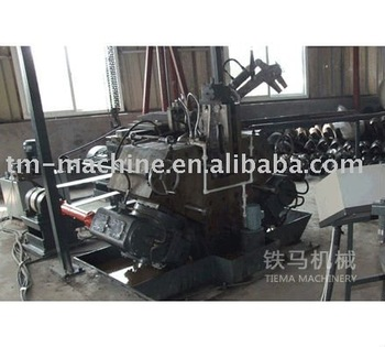 Helical Blade Cold Rolling Mill