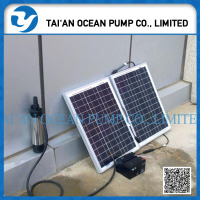 low price solar energy saving submersible Pump