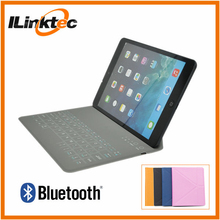 Ultra Thin Bluetooth Silicon Keyboard for Android iPad