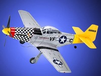 rc airplanes rc model airplane p-51500Class P-51D Mustang R/C Model Airplane come true your flying dream