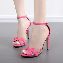 HFCS178 Ladies party wear shoes sexy sandals platform high heels for women