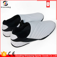 2014 new style low price men black Taekwondo Shoes