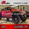 Fender Flares For Ranger T6 2012