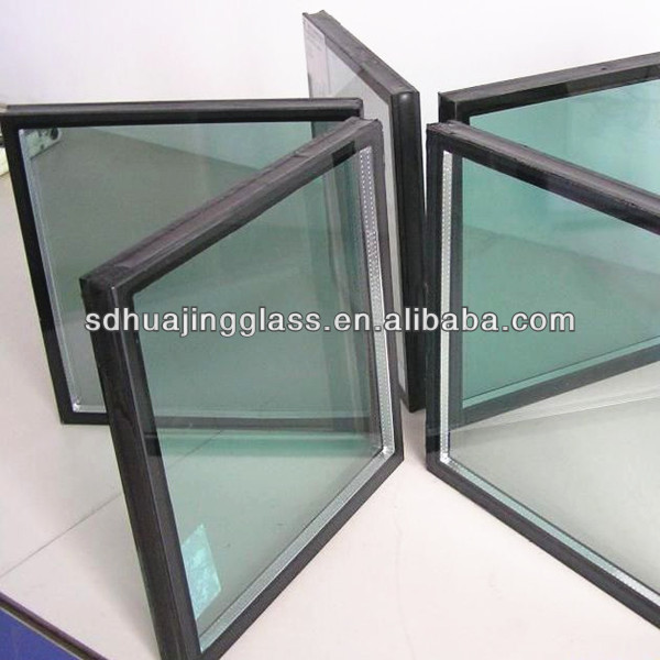 Qingdao Rocky high quality best price U-value 1.6-2.5 energy-saving double glazed glass panel