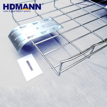 Corrosion Resistant Ss304 Wire Mesh Cable Tray