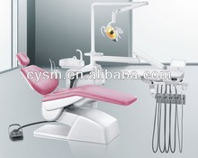 Strong Mobility Dental Chair/Mobile Instrument Tray/Dental Detes Chair Computer Controlled