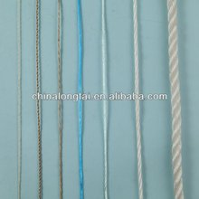 braided polyester string