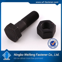 Hex Bolt Din933 For Building Fastener