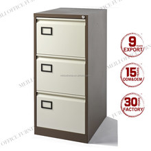 2015 luoyang storage customized 4 drawers metal steel durable cabinet