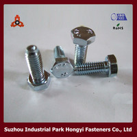 hex head bolt m12 brass metric bolt panic bolt