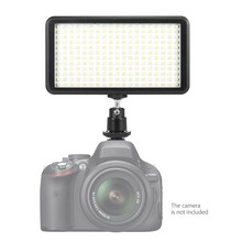 Beads Ultra Thin 3200K-6000K Dimmable Illumination Studio Video Photo Pad Panel Lamp LED Light D3594