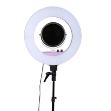 18Inch Photo Studio 5500K Dimmable Camera Video Lamp LED Ring Light Makeup for Photography