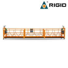 Electric hanging scaffold galvanized steel ZLP suspended platform