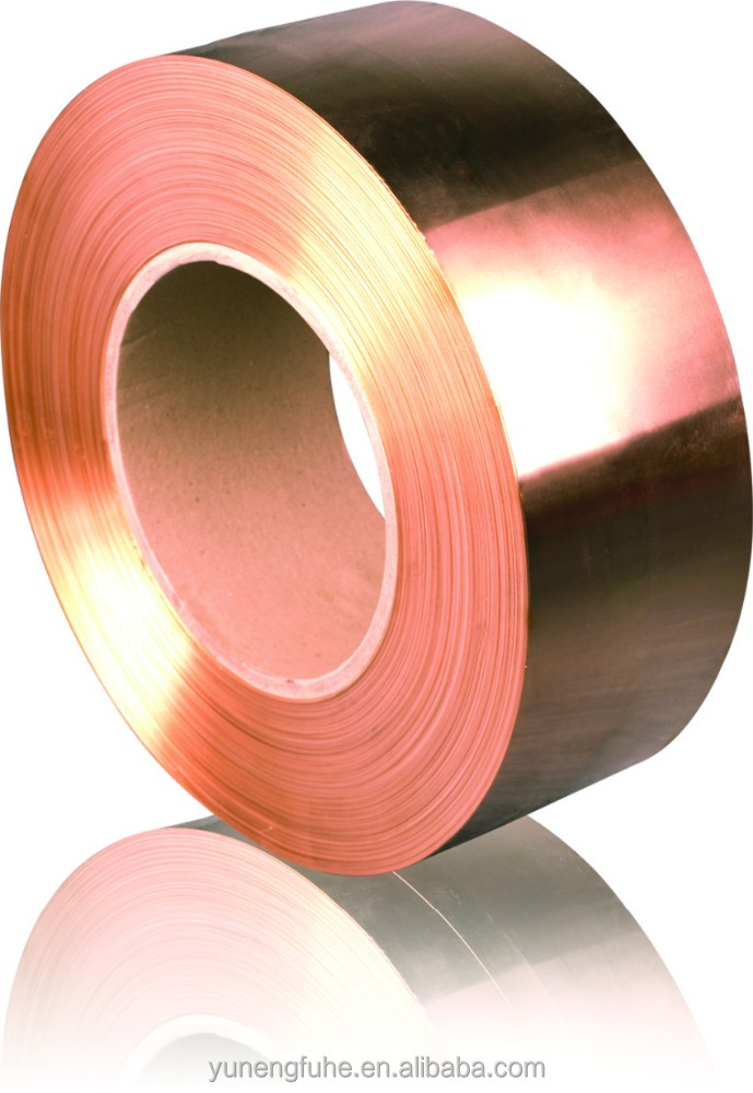 Copper Clad Steel Tape - Bimetal Sheet