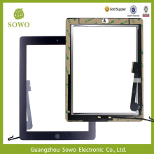 For iPad 4 touch screen digitizer with 3M Adhesive assembly