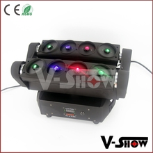 New arrival laser moving head lighting DMX512 dj spider laser RGB bar laser show light