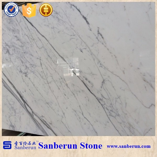 Beautiful statuario marble slabs for Sale