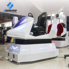 Customized 4d 7d 9d racing car driving game machine simulator
