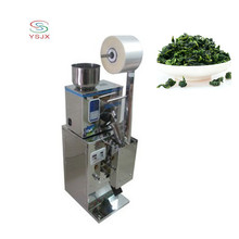 hot!!! 25kg flour/tea/powder Aluminum plastic bags semi automatic pouch packing machine with long use time