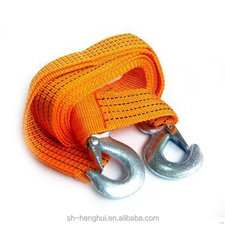 New Arrival hot sale promotion tow strap for heavy truck