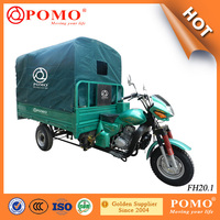 Hot Sale Chinese 2016 New Popular 300CC Cargo Replacement Tricycle Wheels